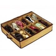 Органайзер чемодан для обуви оригинал на твердой основе 41069