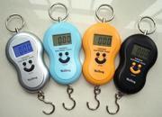 Электронные весы-безмен мах 50кг 43197