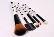 Набор кистей для макияжа 5 штук 14021