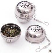 Шарик для заваривания чая в чашечке на цепочке 43096