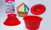 Формы для выпечки из силикона Big Top Cupcake 43125