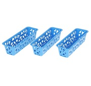 Набор корзинок универсальные синие три в одном 46349