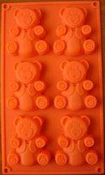 Новая силиконовая формочка для выпечки Барни 43074-43116