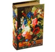 Сейф-книга Натюрморт из садовых цветов 46461