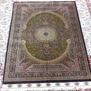 Шелковый коврик (ручная работа)
