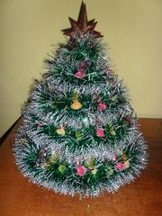 Новогодние елки из конфет! Супер подарок